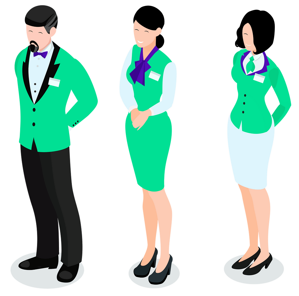 Avatars de vendeurs