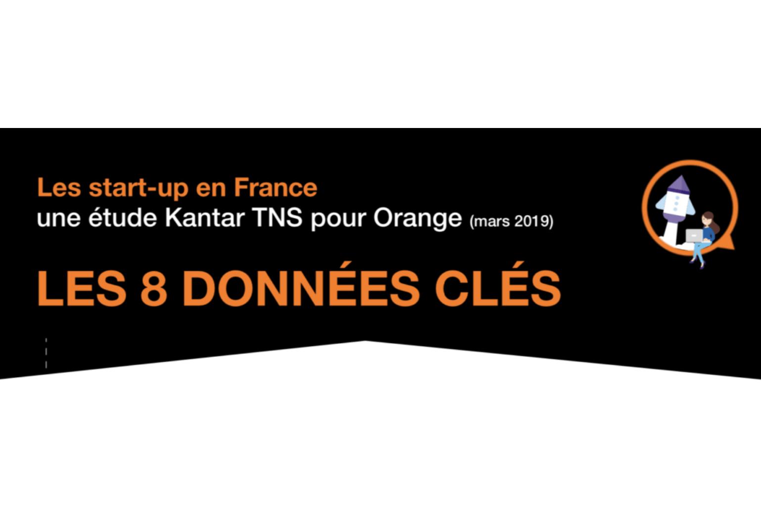 Étude start-up par orange
