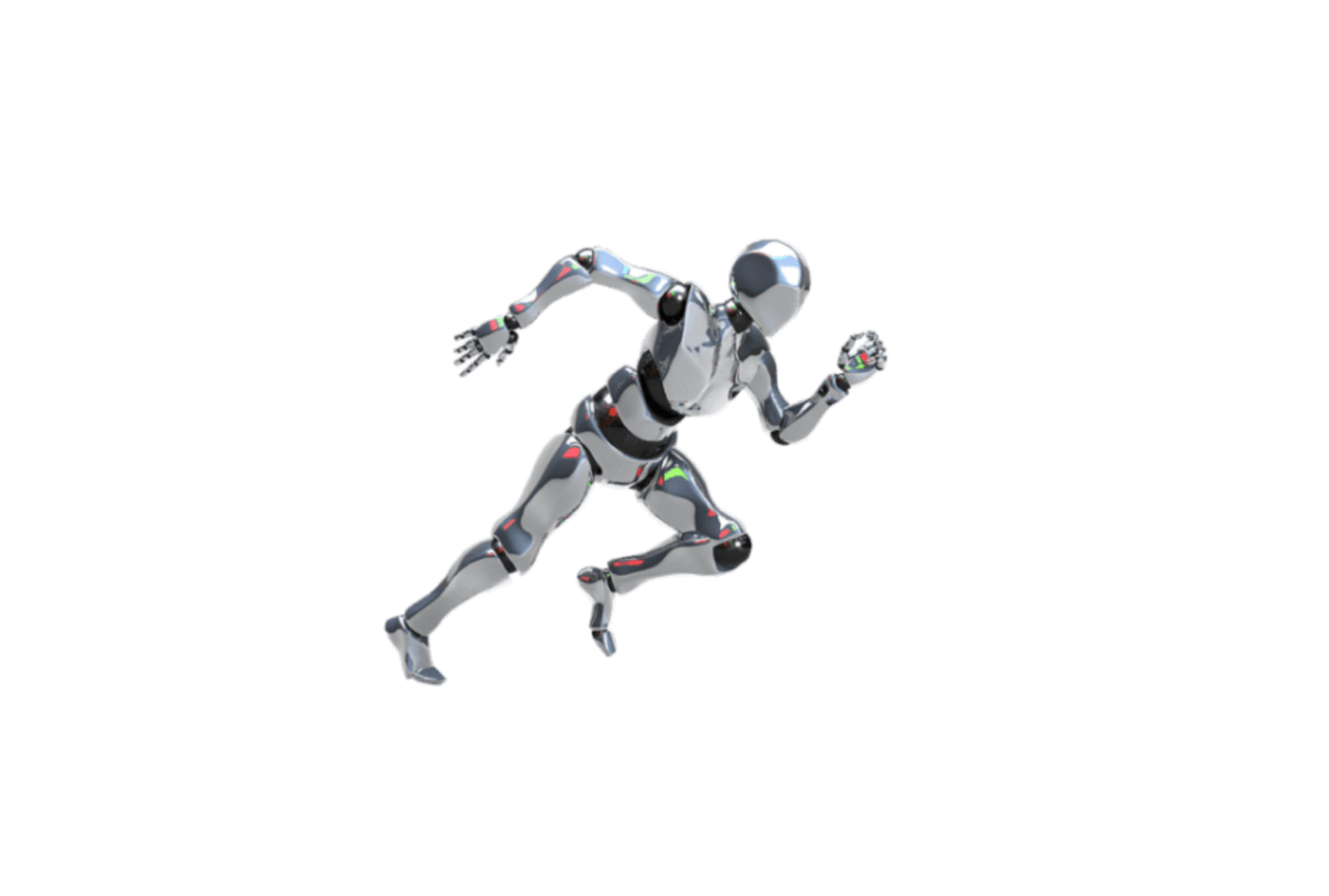 Robot qui court