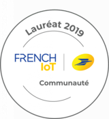 logo french iot
