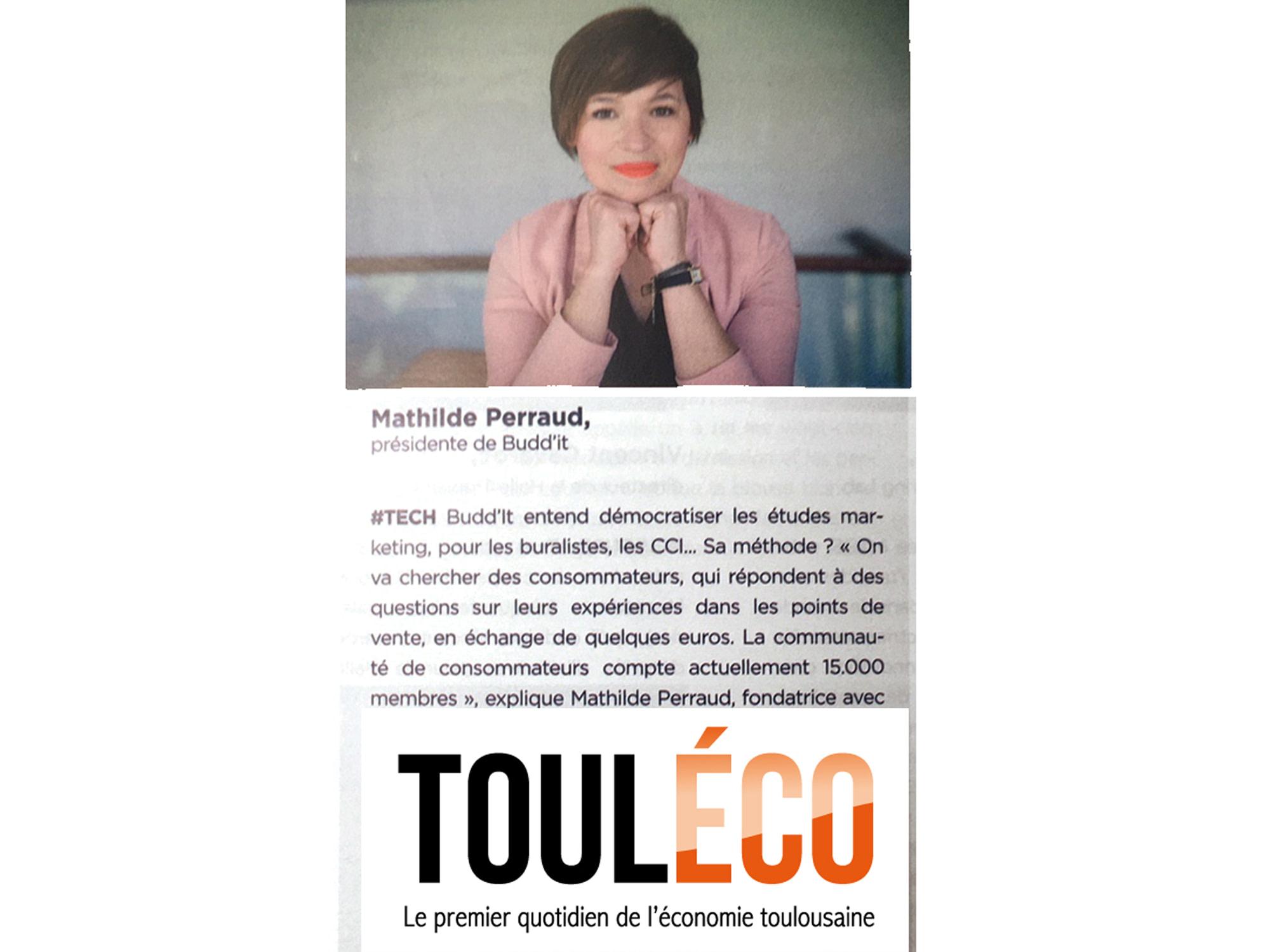 Article de journal Occitanie, les 50 qui ont marqué l'année