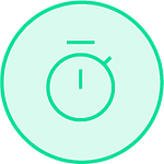 Logo chronomètre