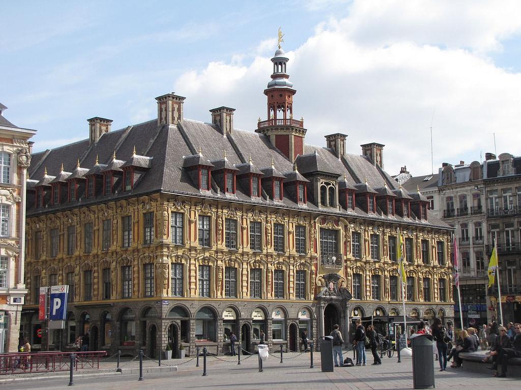 Vieille Bourse à Lille