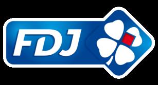 logo francaise des jeux fdj